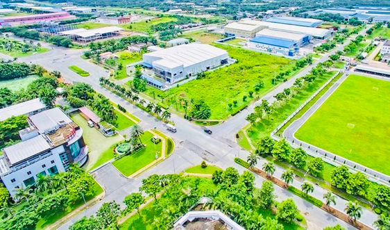 Củ Chi (TP.HCM): Sản xuất an toàn phòng dịch và bảo vệ môi trường tại các KCN