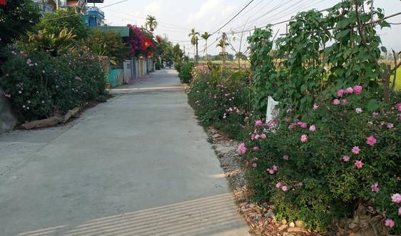 Mô hình bảo vệ môi trường hiệu quả ở Thanh Xương