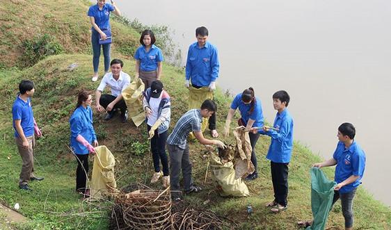Điện Biên: Tổ chức hoạt động hưởng ứng Chiến dịch làm cho thế giới sạch hơn năm 2021