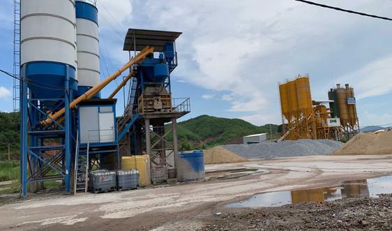 Quảng Ninh: Kiểm tra, xử lý cảng của Công ty Đức Trung sau phản ánh của cơ quan báo chí