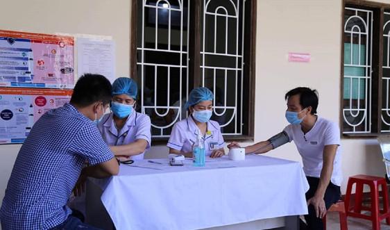Quảng Trị: Sẽ tiêm 200.000 liều vaccine Covid-19 cho người dân trong đợt 7