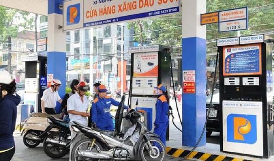 Giá xăng dầu tăng từ 15h ngày 25/9