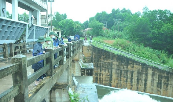 Nghệ An: Thiệt hại lớn do mưa lũ gây ra