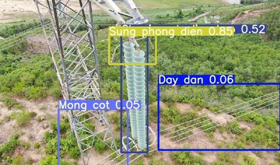 Ứng dụng trí tuệ nhân tạo vào hệ thống camera quan sát trên đường dây truyền tải điện