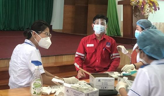 NT2: 100% người lao động hoàn thành tiêm mũi 2 vắc-xin phòng Covid-19