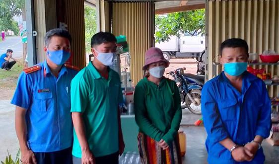 Phú Yên: Khởi tố, bắt tạm giam các đối tượng phá rừng