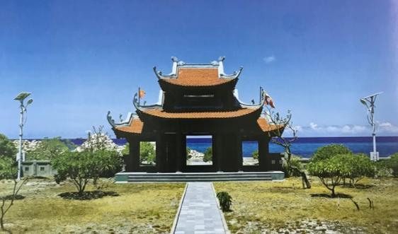 Kêu gọi phát nguyện công tác Phật sự tại các chùa huyện đảo Trường Sa