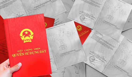 Cơ quan nào có thẩm quyền cấp sổ đỏ cho người dân