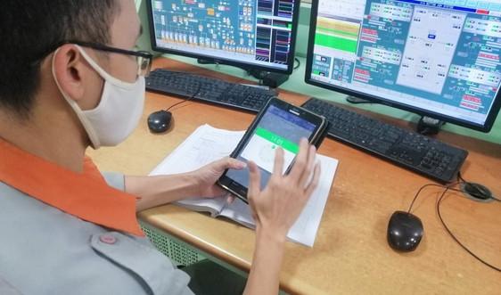 Nhiệt điện Mông Dương: Hiệu quả từ áp dụng nhật ký vận hành điện tử