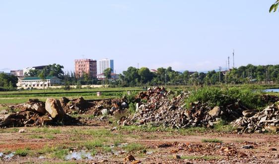Hà Tĩnh: Giải pháp nào cho bài toán rác thải xây dựng?