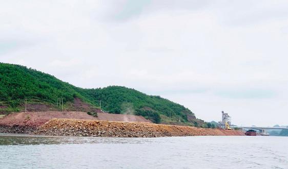 Quảng Ninh: Hơn 10 năm cảng xây dang dở, gây ô nhiễm vịnh Bái Tử Long