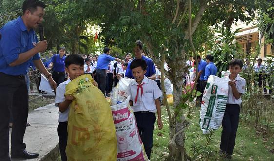 """Sóc Trăng: Đẩy mạnh thực hiện phong trào """"Chống rác thải nhựa"""""""