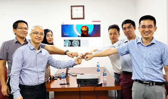 Tổng công ty Thép Việt Nam (VNSTEEL): Chính thức ra mắt cổng Cổng thông tin điện tử