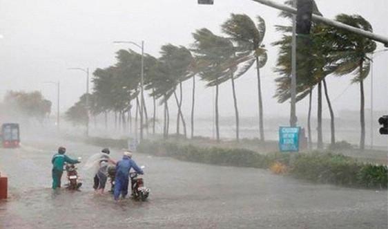 Tháng 10 có khoảng 2-3 xoáy thuận nhiệt đới hoạt động trên Biển Đông