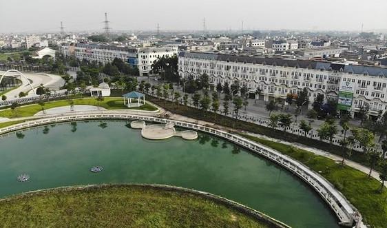 Sol Lake Villa và những lợi thế trở thành dự án hút khách nhất Tây Hà Nội