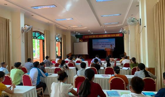 Sơn La: Đào tạo nghiệp vụ về bảo vệ môi trường trong kinh doanh xăng dầu