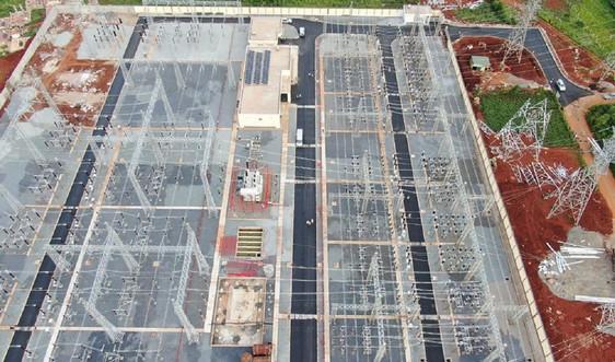 Hoàn thành đóng điện đường dây 220kV mạch kép Đông Hà - Lao Bảo