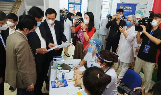 Hải Dương cảnh báo những trường hợp liên quan đến ổ dịch tại Bệnh viện Việt Đức
