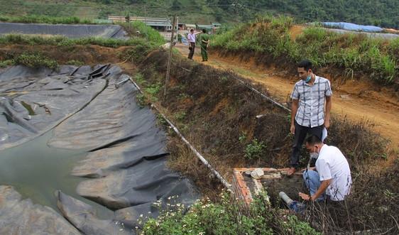 Sơn La: Giám sát công tác bảo vệ môi trường tại các cơ sở cà phê quy mô tập trung