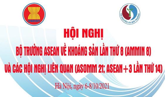 Phối hợp hiệu quả để tổ chức thành công Hội nghị Bộ trưởng ASEAN về khoáng sản lần thứ 8