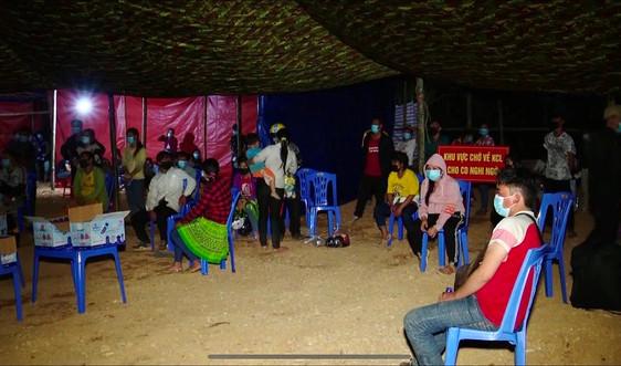 Sơn La: Chủ động phương án đón công dân ngoài tỉnh về địa phương