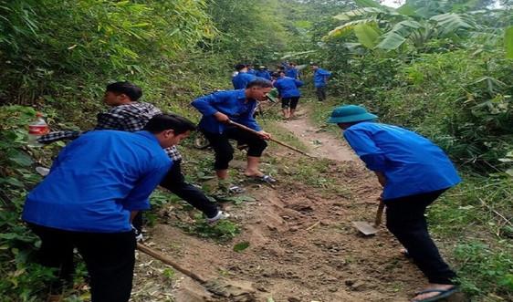 Thanh Hóa: Phát động Chiến dịch làm cho thế giới sạch hơn tại vùng cao Mường Lát