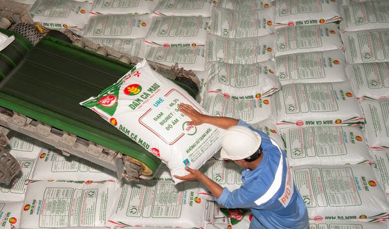 Phân Bón Cà Mau cán mốc 8 triệu tấn urê, hành trình nỗ lực không ngừng vì Nông nghiệp Việt