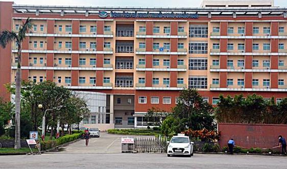 Xuất hiện ca F0, phong tỏa 3 ngày Bệnh viện Đa khoa Trung ương Quảng Nam