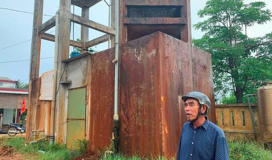 Quảng Nam: 840 tỷ đồng khuyến khích đầu tư xây dựng công trình nước sạch tập trung