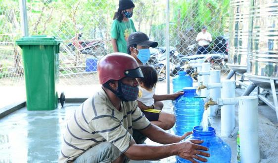 Đắk Lắk: Người dân phấn khởi vì nước sạch về tới vùng sâu vùng xa
