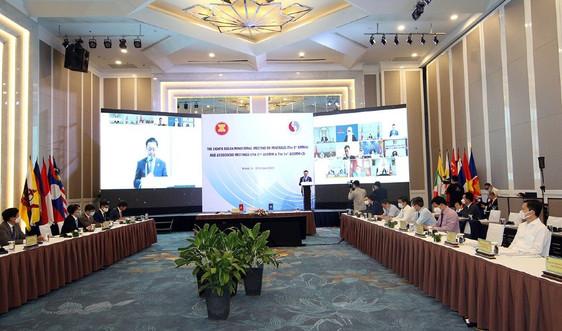 Thông qua Kế hoạch Hành động Hợp tác Khoáng sản ASEAN Giai đoạn 2