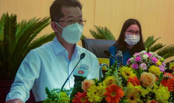 Đà Nẵng: Trước ngày 25/10 sẽ tiêm bao phủ 100% mũi 1 cho người dân