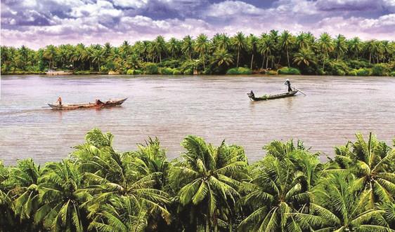 Hoàn thiện báo cáo thực hiện Nghị quyết phát triển bền vững Đồng bằng sông Cửu Long năm 2021