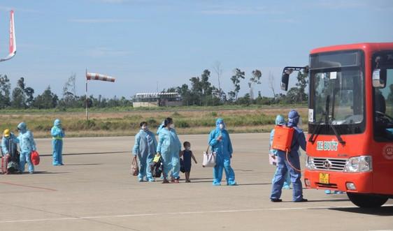 Yên Bái: Lên phương án đón công dân trở về từ vùng dịch