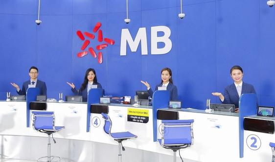 """HR Asia vinh danh MB """"Nơi làm việc tốt nhất châu Á"""" năm 2021"""