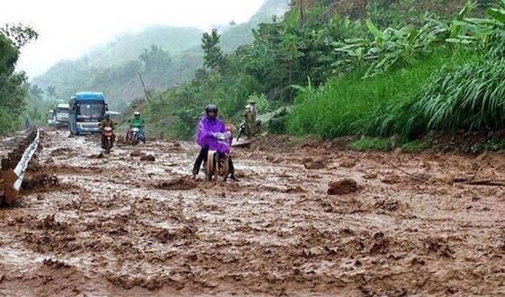 Các tỉnh phía Bắc chủ động ứng phó với mưa lũ