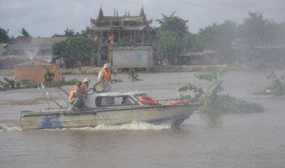 Quảng Trị: Diễn tập thực binh phòng chống thiên tai và tìm kiếm cứu hộ cứu nạn