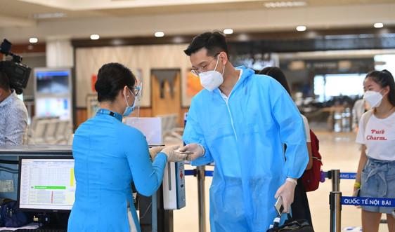 Hà Nội cho phép hành khách bay nội địa được theo dõi sức khỏe tại nhà