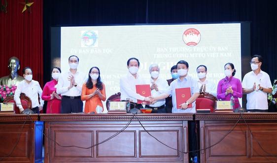 Tạo đột phá trong phối hợp triển khai chính sách dân tộc giai đoạn 2021 - 2025