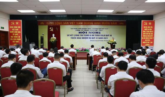 Tổng doanh thu Quý III của Than Uông Bí ước đạt 859,14 tỷ đồng