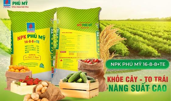 NPK Phú Mỹ tăng trưởng ấn tượng trong năm 2021