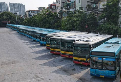 Thái Bình: Mở lại tuyến vận tải hành khách cố định đến 6 tỉnh