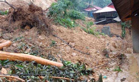 Yên Bái: Ước thiệt hại do mưa lũ khoảng 800 triệu đồng