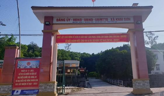 Nghệ An: Khởi tố Chủ tịch xã vì liên quan tiền hỗ trợ thiệt hại thiên tai