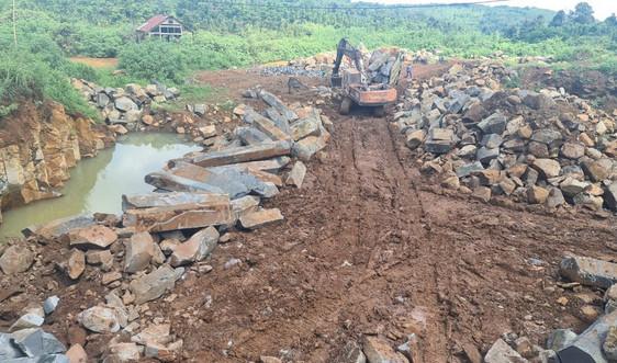 Đắk Nông: Chú trọng bảo vệ khoáng sản chưa khai thác