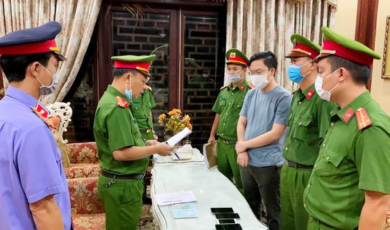 """Thừa Thiên- Huế: Bắt tạm giam nhiều đối tượng """"vẽ"""" các dự án bất động sản"""