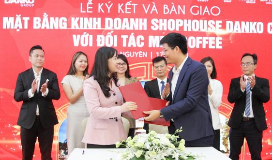 Nhiều nhãn hàng lựa chọn kinh doanh tại shophouse Danko City