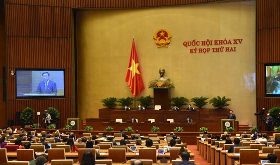 Ban hành Nghị quyết giảm, miễn thuế cho doanh nghiệp, người dân chịu tác động của dịch COVID-19