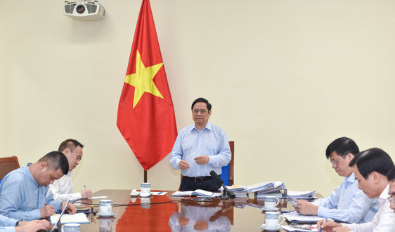 Thủ tướng Chính phủ kiểm tra, chỉ đạo công tác phòng chống dịch tại các tỉnh Phú Thọ, Sóc Trăng và Cà Mau