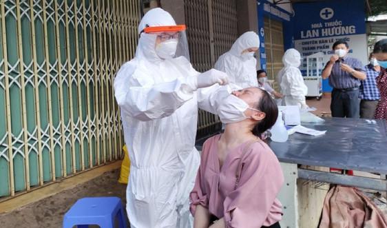 Đắk Lắk: Nhiều ổ dịch Covid-19 bùng phát mạnh trong cộng đồng